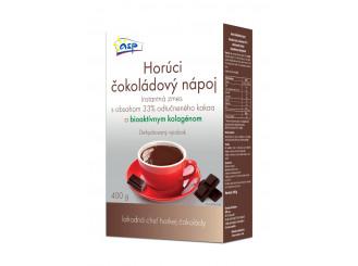 Horúci čokoládový nápoj s bioaktívnym kolagénom 400g