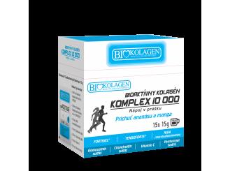 KOMPLEX 10 000 Bioaktívny kolagén 15x15g