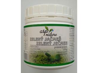 Zelený jačmeň prášok 150g