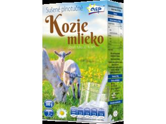 Sušené plnotučné kozie mlieko 280g